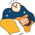 20代の人にとっての理想の睡眠時間はどのくらい??