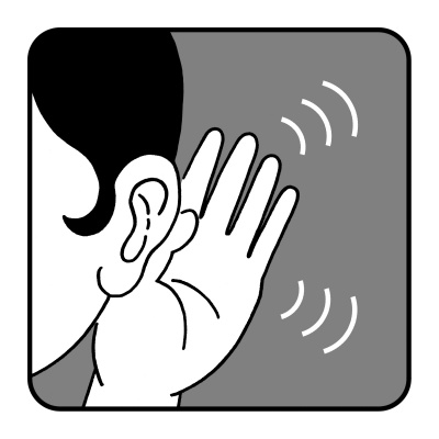 「話を聞く」の画像検索結果
